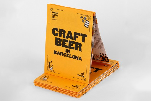 Julià Roig Craft Beer in Barcelona — Publication
