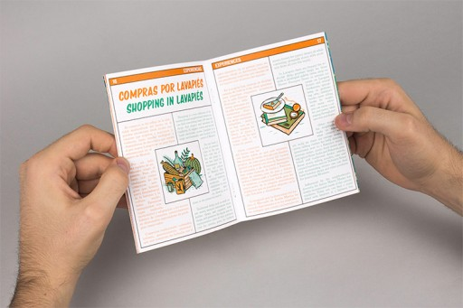 Julià Roig Lavapiés Guide — Booklet