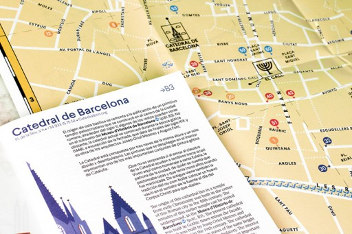 Julià Roig Barcelona Pocket Guides — Publication