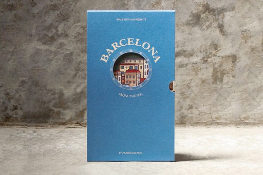 Julià Roig Barcelona from the Sea — Publication