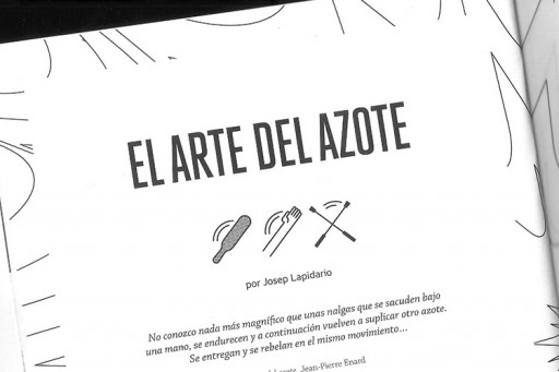 Julià Roig Jotdown #5 — Illustration