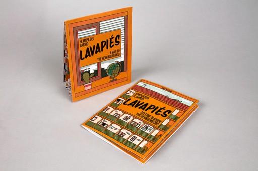 Julià Roig Lavapiés Guide — Booklet