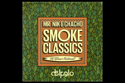 Julià Roig Smoke Classics — Cover design