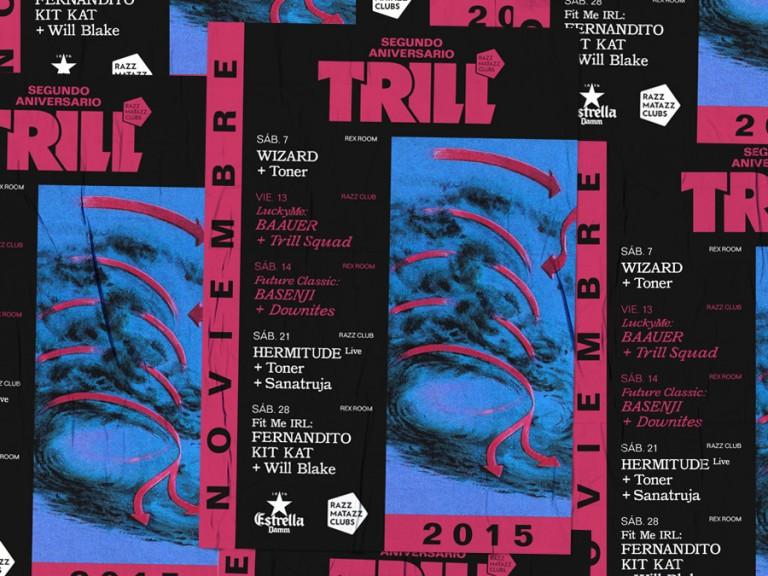 Julià Roig Trill Nov. 2015 — Poster